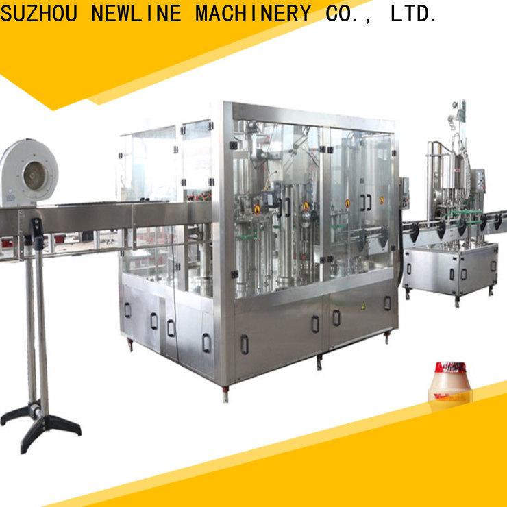 NEWLINE automatic filling machine for liquid manufacturers bulk buy