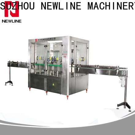 NEWLINE pet bottle water filling machine Supply for promotion