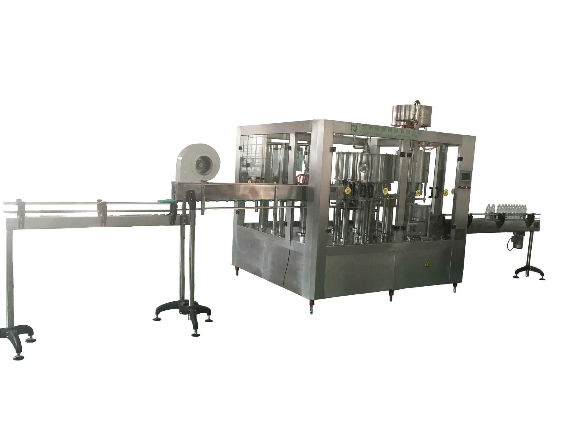 6000-7000BPH PET bottle water filling machine